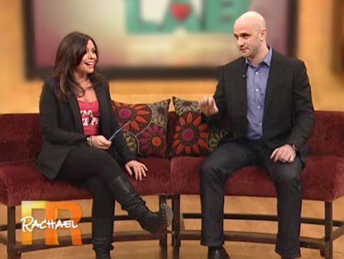 Michael Fiore on Rachael Ray show