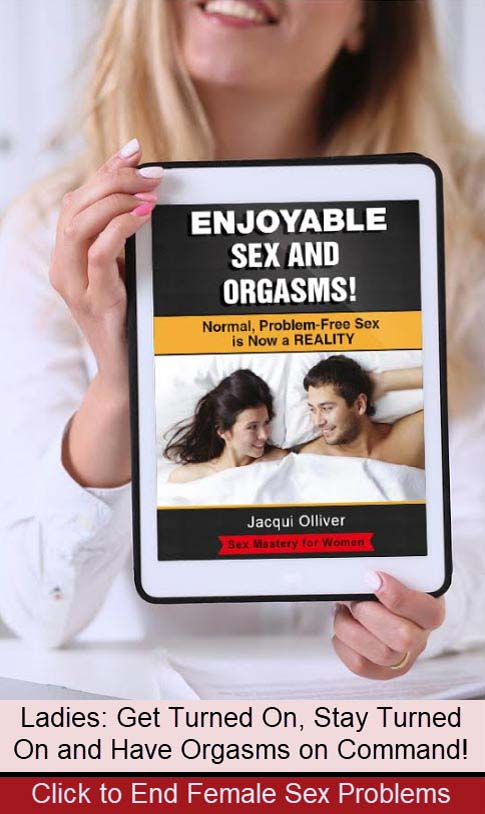 Enjoyable Sex and Orgasms